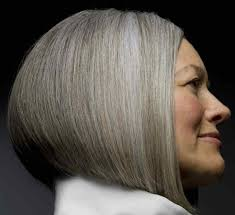 These beautiful hair cuts will help you for a new trend. 10 Gorgeous Gray Hair Makeovers