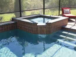 Tampa Bay Pools | Spas & Hot Tubs | Custom Design | Raised Square Spa |