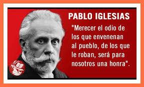 Resultado de imagen de Pablo Iglesias Posse