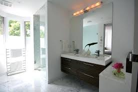 bathroom wall mirror ideas bathroom mirror design full wall bathroom mirror ideas