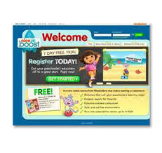 nick jr boost playtime interactive