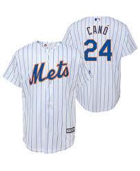 Majestic <b>Big Boys</b> Robinson Cano <b>New</b> York Mets Player Replica ...