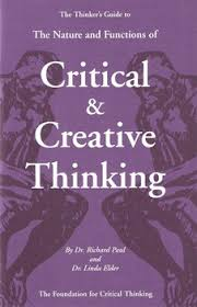 critical thinking and creativity how does creative thought differ staff acircmiddot critical and creative thinking critical thinking