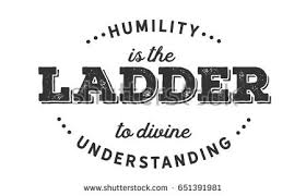 Humility Quotes Beauteous Humility Ladder Divine Understanding Humility Quotes Stock Vector