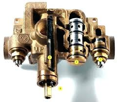 replace shower valve stem single handle replacing moen removal e repl shower valve stem