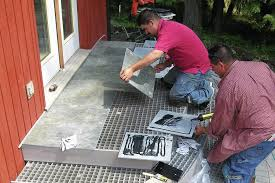 tiling a deck professional deck builder hardscape staircases architectural mesh caulks adhesives and sealants cleaning commercial construction