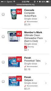 best dishwasher detergent consumer reports. Consumer Reports Best Dishwasher Detergent Ratings With Pinterest