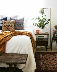 Earthy Bedroom