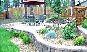 Rock Garden Design Ideas Extraordinary Garden Landscape Ideas Youtube Yard Uk Diy Backyard Landscaping With