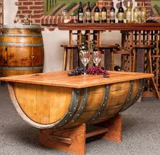 coffee tables appealing table for meg wine rack barrell chairs