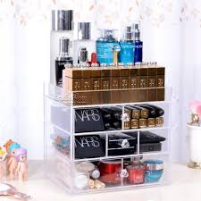 makeup organizer drawers walmart. makeup organizer dresser top tray stacking \u0026 drawers jewellery with regard to walmart
