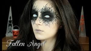 tutorial fallen angel makro makeup