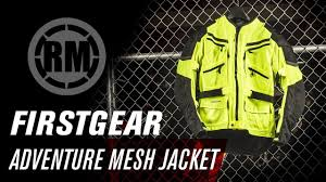 First Gear Thermo Suit Sizing Chart Firstgear Adventure Mesh Motorcycle Jacket Riding Gear