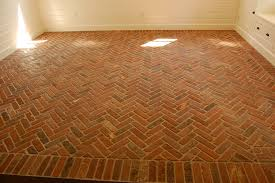 Brick Flooring Kitchen Brick Flooring Tiles All About Flooring Designs