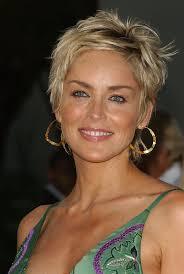sharon stone short hairstyles great Sharon Stone Short Hairstyles - sharon-stone-short-hairstyles-great
