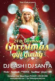 Free Christmas Flyer Templates Download Download Free Christmas Gift Giving Party Flyer Template