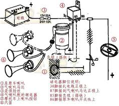 wiring diagram for air horn the wiring diagram 12v horn relay wiring diagram nilza wiring diagram