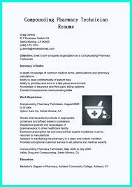 Pharmacy Technician Resume Sample awesome What Objectives to Mention in Certified Pharmacy 18