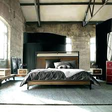 industrial chic furniture ideas. Industrial Chic Bedroom Decorating Ideas Furniture