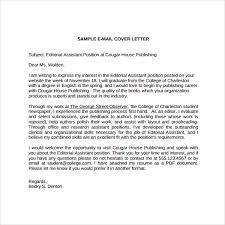 Publishing Cover Letter Under Fontanacountryinn Com