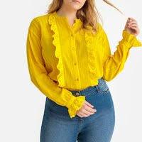<b>Рубашка La Redoute</b> — Блузки и рубашки — купить по выгодной ...