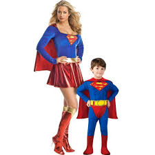 <b>Superman</b> and Supergirl <b>Mommy and Me</b> Costumes | Holiday Ideas ...