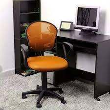 office orange. keris office chair orange meshplasticmetalfoam