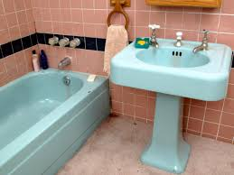 Tiled Bathroom Floors Tips From The Pros On Painting Bathtubs And Tile Diy
