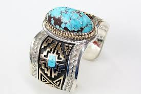 vernon haskie by perry null trading pany via flickr southwest jewelry navajo jewelry