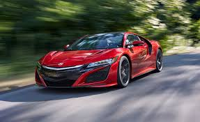 Acura NSX Reviews | Acura NSX Price, Photos, and Specs | Car and ...