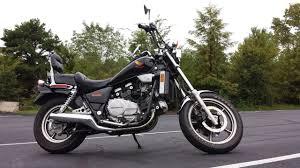 wrr65 riding the honda magna you
