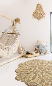 handmade round jute rug