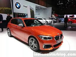 2018 bmw 1 series. delighful series 2015 bmw 1 series front three quarter view at geneva motow show with 2018 bmw
