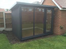 small outdoor office. Small Outdoor Office. Garden Office By Sanctum Studios O