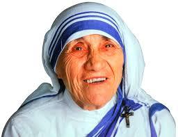 Resultado de imagen de Teresa de Calcuta