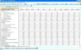 Budget Vs Actual Spreadsheet Template Variance Analysis – Akronteach ...
