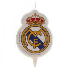 vela escudo real madrid cocina y
