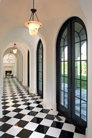 Gallery/Hallway mediterranean-hall