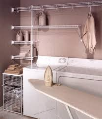Utility Rooms in Wire Shelving by Rubbermaidthe Custom Closet