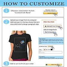 Website Where You Can Make Your Own Shirts Custom T Shirts Add Your Text Ultra Soft For Women Cotton T Shirt