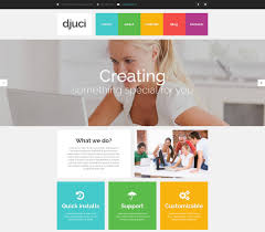 Top Material Design Psd Themes For Web Sites Web Design Tips