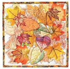 Fall Art Quilts - Quilting Daily - The Quilting Company & I just love the Fall. If I had my way, it would always be Fall. Perhaps I'm  so enamored because I grew up in San Diego, where Fall is more a  designation ... Adamdwight.com