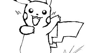 Pikachu Coloring Pages Free Printable Unicorn For Adults Easy Kids