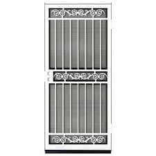 black metal screen doors. Metal Screen Home Depot Security Gate Download Door Fresh Furniture Black Doors D