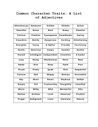 worksheet list of adverbs for kids worksheet resume power verbs list words resumes letters action for cv cover letter and example template