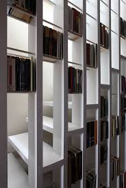 Staircase Bookshelves - Doesn't have to be a pass-through design. Could