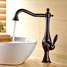 vessel sinks with faucet bathroom vessel sink faucet oil rubbed bronze basin tap waterfall spout faucet