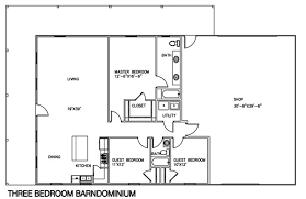 barndominium house plans. barndominium floor plans 3 bed, 1 bath house n