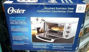 oster conventional oven french door with convection toaster new stainless steel xl recipes