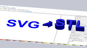 Svg To Stl How To Convert Svgs Into 3d Printable Stls All3dp